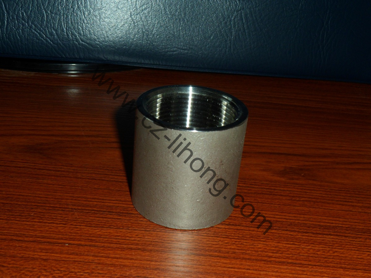"1"" Stainless Steel 316 DIN2999 Socket From Pipe pictures & photos"