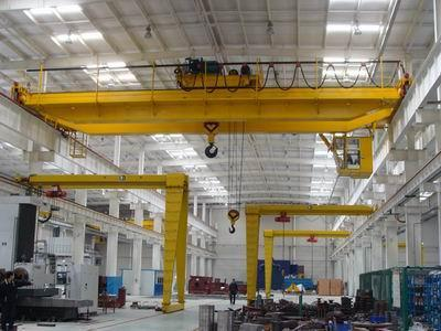Professional Manufacturing 5-500t Overhead Crane with Hook
