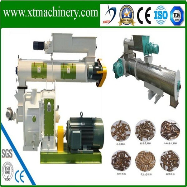 Fish, Shrimp, Crab, Aquatic Animal Feed Pellet Machine