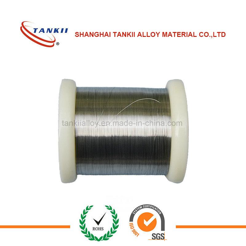 China Nichrome Resistance Heating Alloy Ni80cr20 Wire /Strip MWS-650 ...
