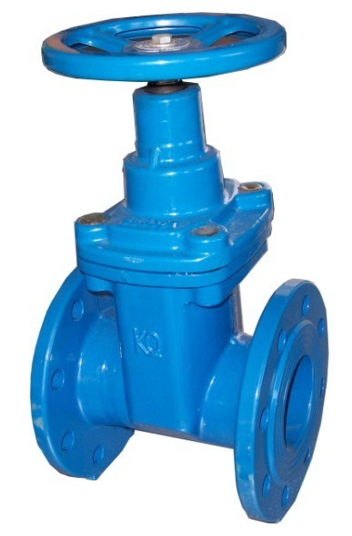 Wras Non Rising Stem Resilient Seated Gate Valve