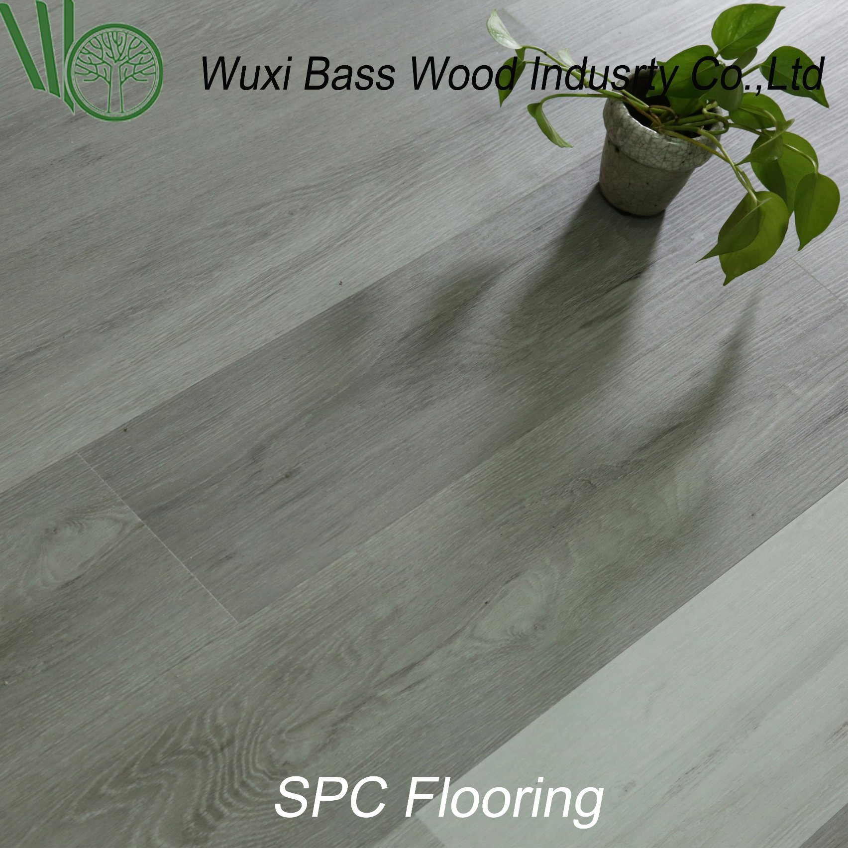 Eco Friendly And Safe Stone Plastic Flooring