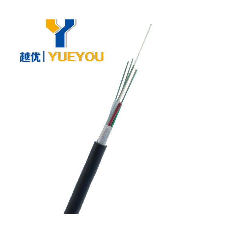 China 24cores Sm G652D Non-Metallic Outdoor Communication Optical ...