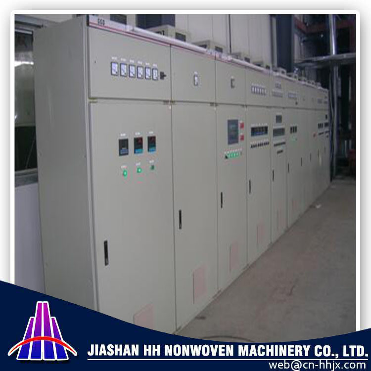 Nonwoven PLC Electric Control PLC