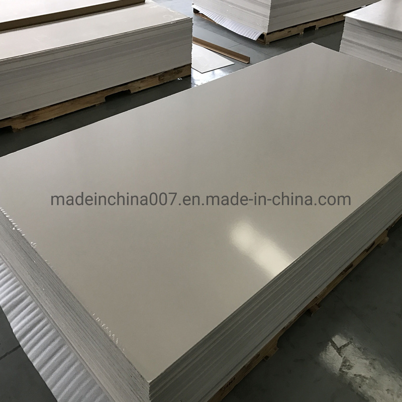 China Painted Fibre Cement Sheet 6mm