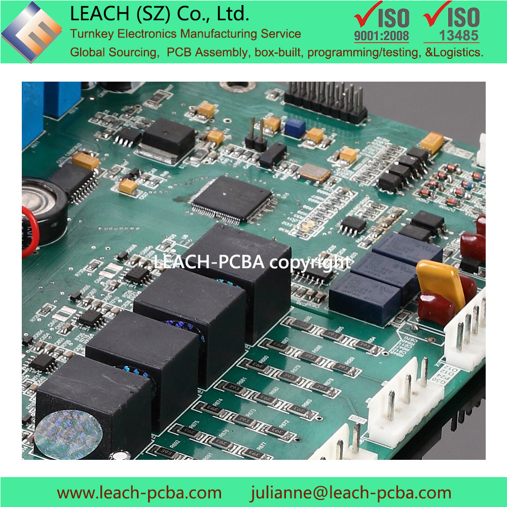 China Single Layer Multi Layers Pcba Pcb Assembly Contract Shenzhen Oem Electronic Printed Circuit Board Manufacturerpcb Manufacturing