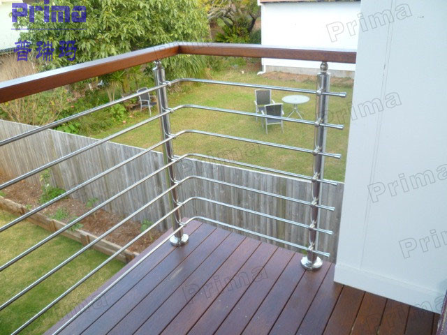 Priced Stainless Steel Wire Balustrde/Railing