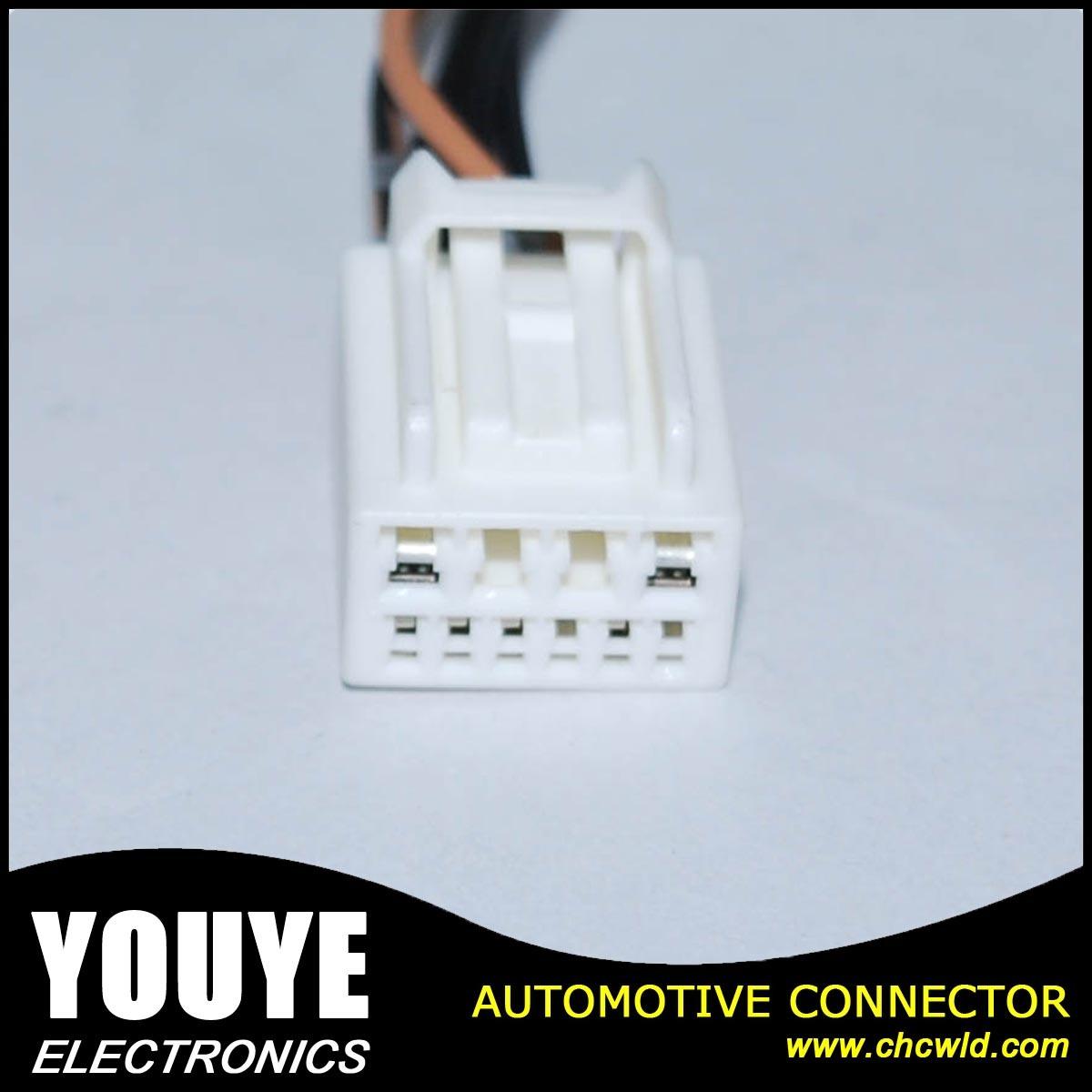 China Ts16949 Power Window Automotive Wiring Harness For Honda Crv