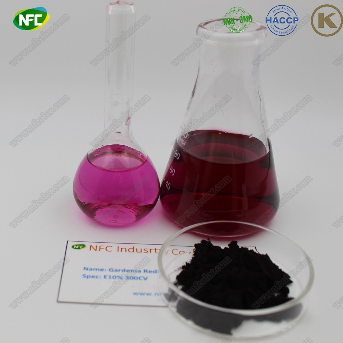 China Best Price Natural Food Coloring Gardenia Red China ...