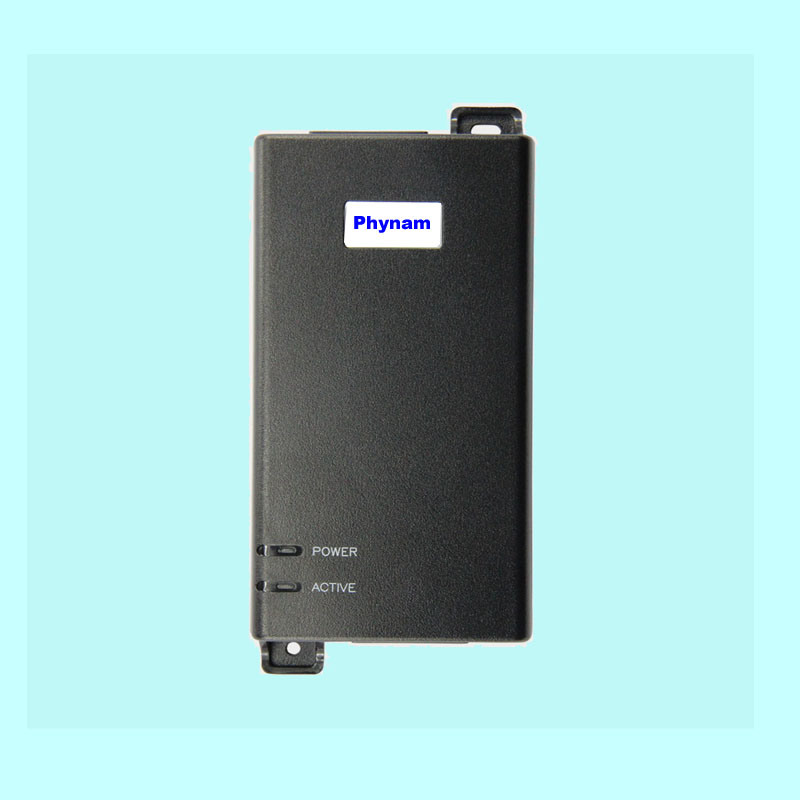 Lightning-Protection Single-Port Poe Injector High Power up to 72W (PSE106GW-AR) pictures & photos