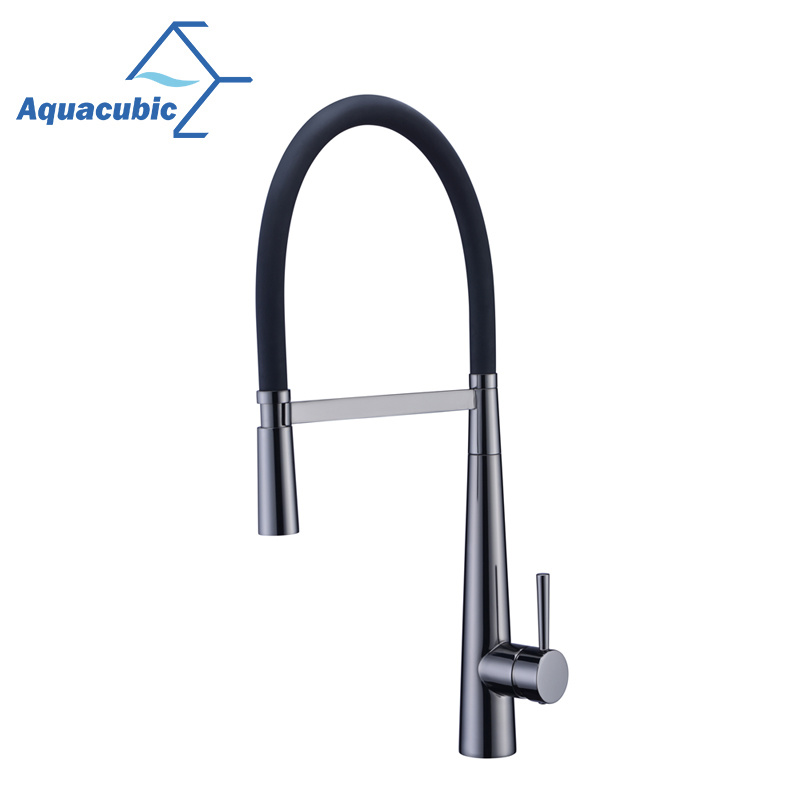 China Magnetic Spray Head Docking Pull Down Kitchen Faucet (AF1020-5 ...