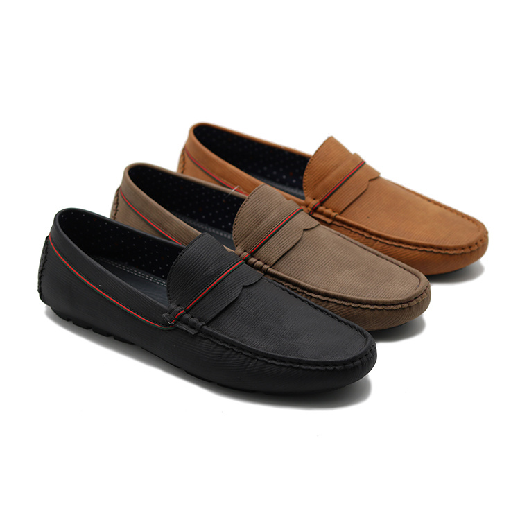 Driving Comfortable PU Upper Loafer