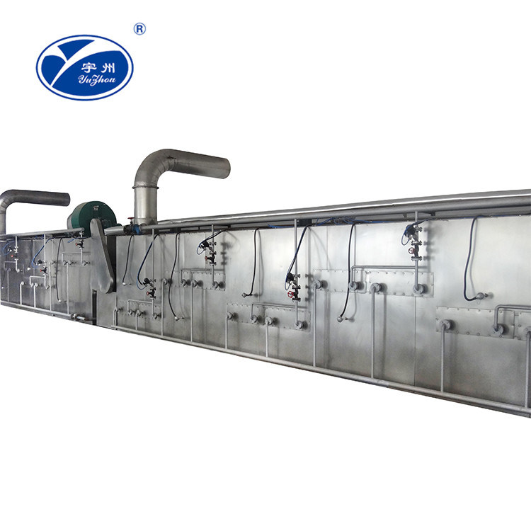 Dwc Multilayer Belt Dryer for Vegetables Fruits and Pet Food