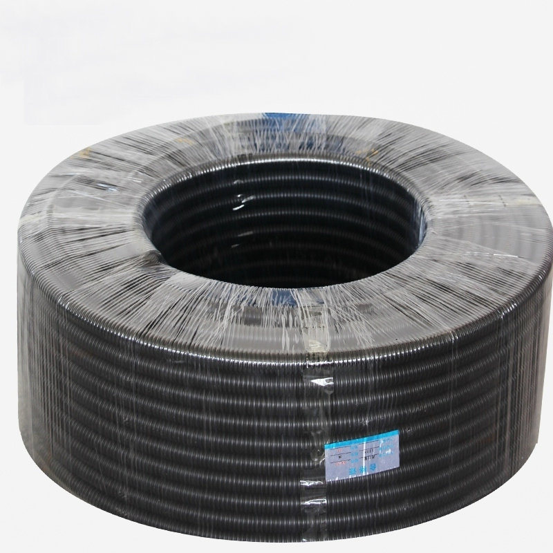 [Hot Item] Split Pipe Wire Black Flexible Tube for Electric Conduit on