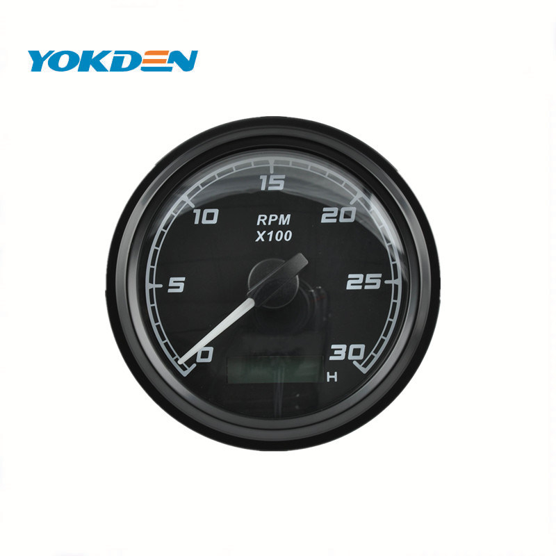 [Hot Item] Vd-G-Rpm-Zy3000 85mm Rpm Hour Meter Vd-G-Rpm-Zy3000 for Generator