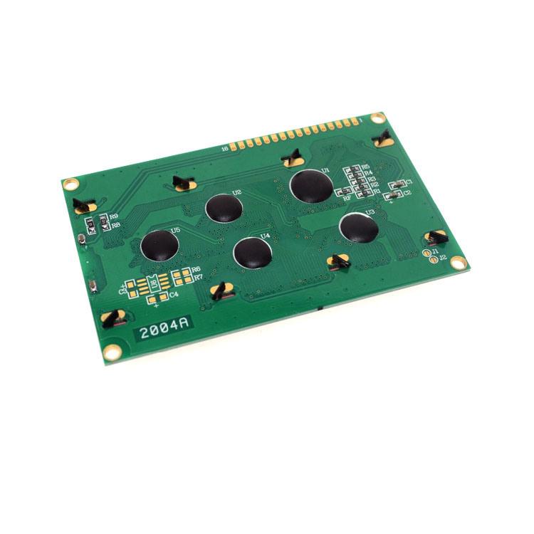 Module Display Character LCD 1602 16x2 HD44780 Controller Yellow Green Backligh