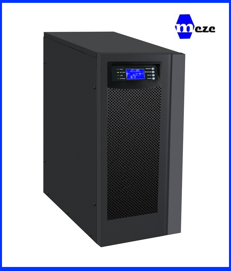High Frequency 3/1 Ture Double Conversion Online 10kVA 15kVA 20kVA 30kVA UPS Price Backup UPS Power for Hospital, Data Center, CCTV pictures & photos
