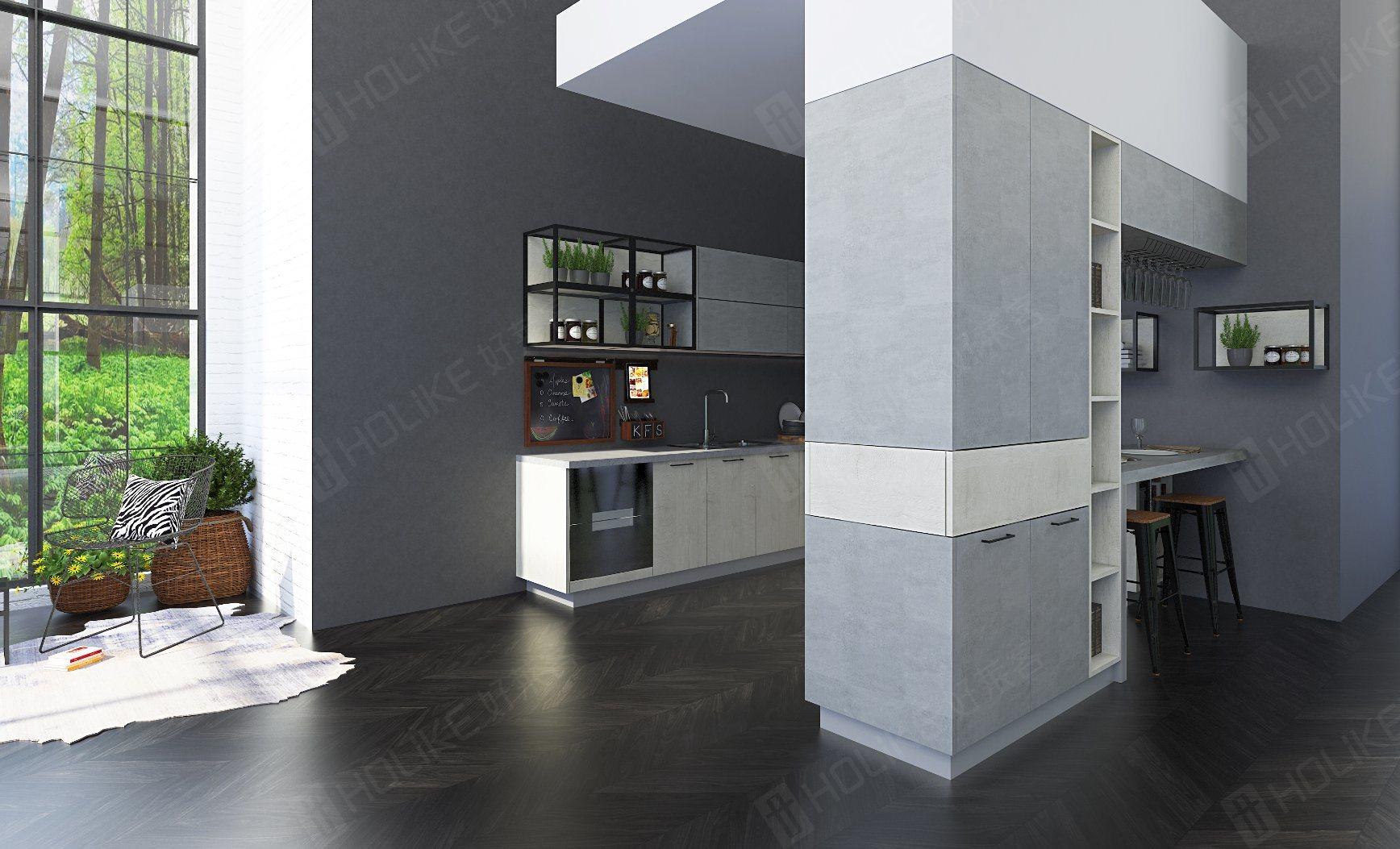 China Custom Mdf Solid Wood Kitchen Furniture Cabinets Online China Kitchen Cabinet Furniture