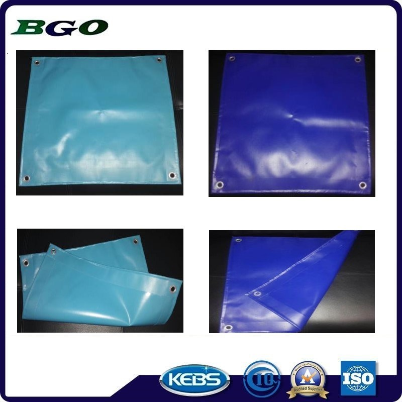 Factory Price Waterproof Fabric Truck Cover PVC Coated Tarpaulin (4m*9m) pictures & photos