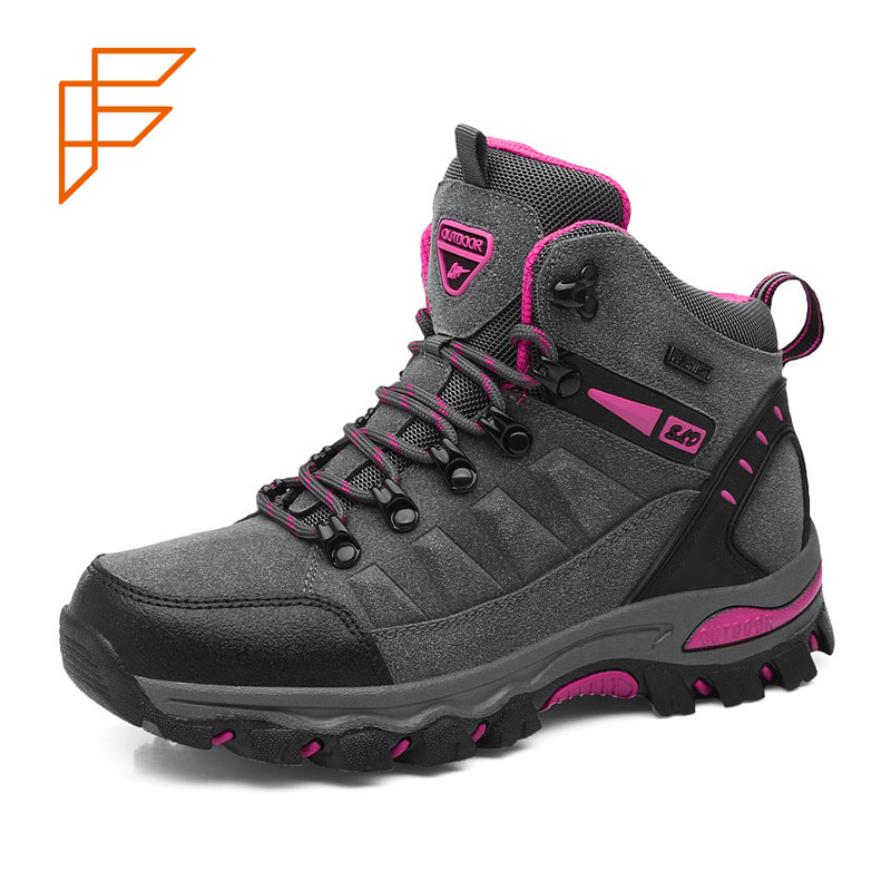 06aebe6150b [Hot Item] Popular Items China Large Size Classic Women Waterproof Hiking  Boots