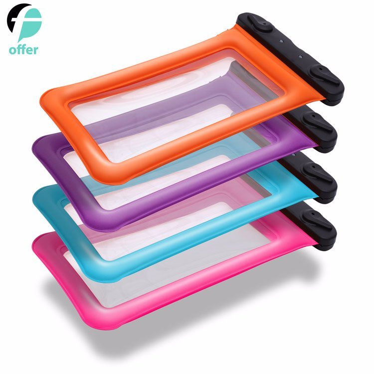 new product a52cc 1e1d3 [Hot Item] Universal Floating Waterproof Case, Cell Phone Pouch Dry Bag