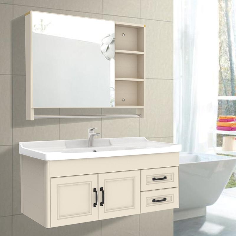 China All Aluminum Bathroom Vanity Cabinets China Bathroom Cabinet All Aluminum Cabinet
