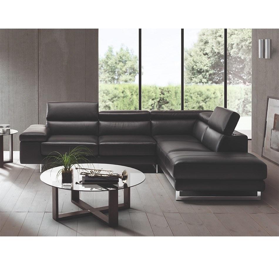 Real Leather Sofa Furniture Modern