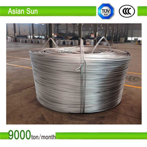 6063 Aluminium Rod for Electrical Use Made in China