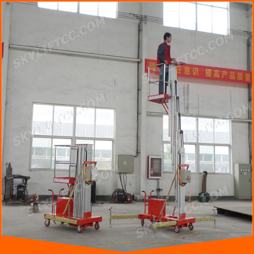4-10m Aluminum Alloy Mobile Skylift Platform pictures & photos