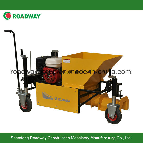 Automatic Concrete Curb Slipform Paver
