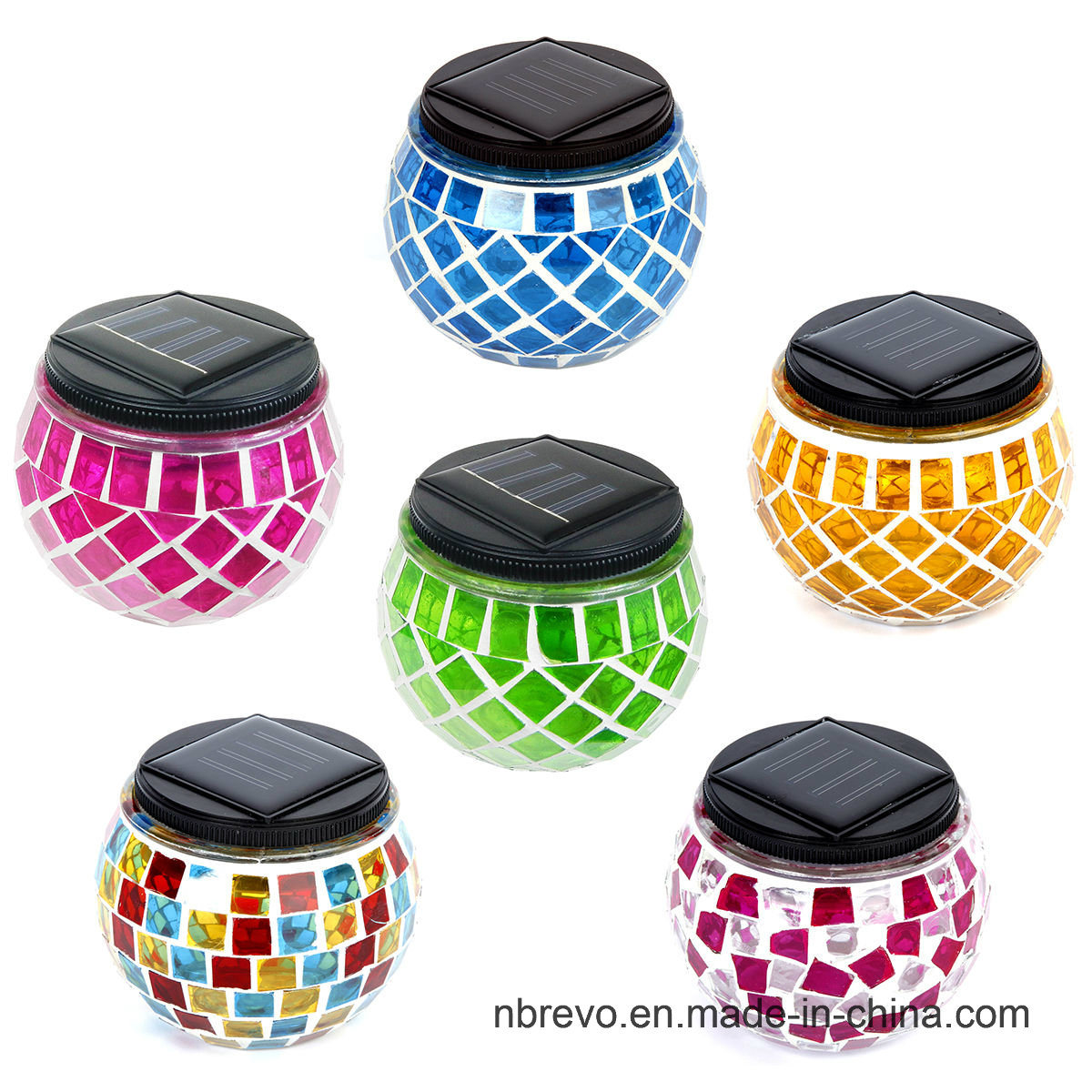 Solar Mosaic Sun Pot (RS114A) pictures & photos