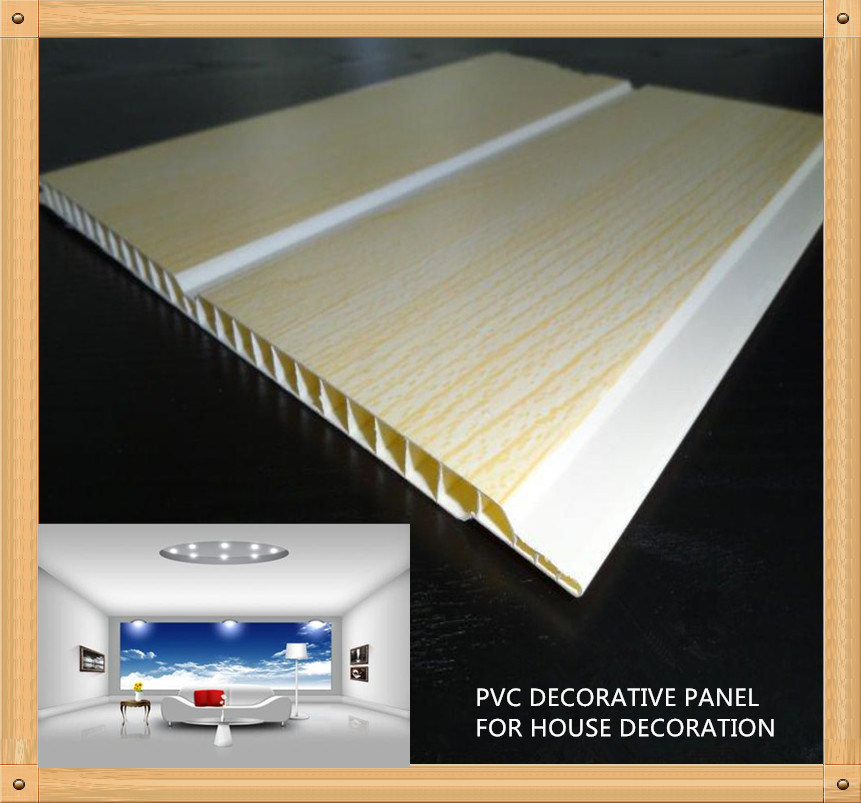 250mm Width Waterproof Decorative Material Ceiling Decoration (RN-87) pictures & photos