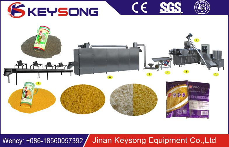 [Hot Item] New Condition High Capacity Nutrition Rice Machine Manufacturer