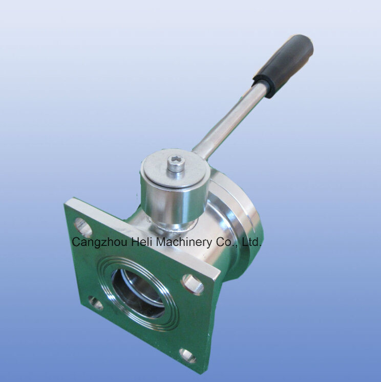 Stainless Steel Win Ball Valve