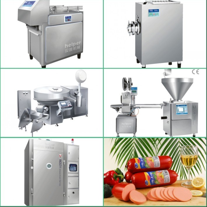 [Hot Item] Industrial Sausage Making Machine/Production Line