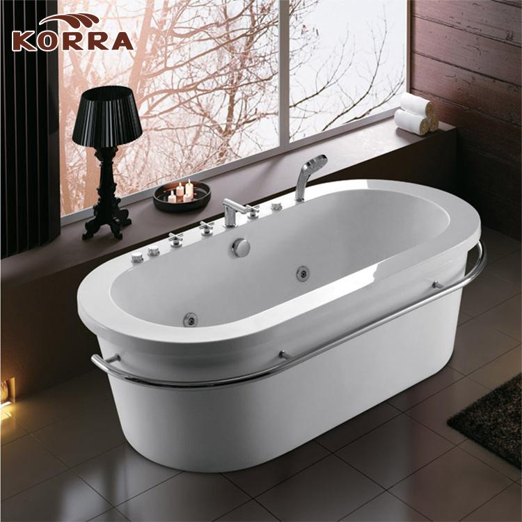 China Korra Jaccuzi/ Whirlpool Massage/Bathtub with Handshower ...