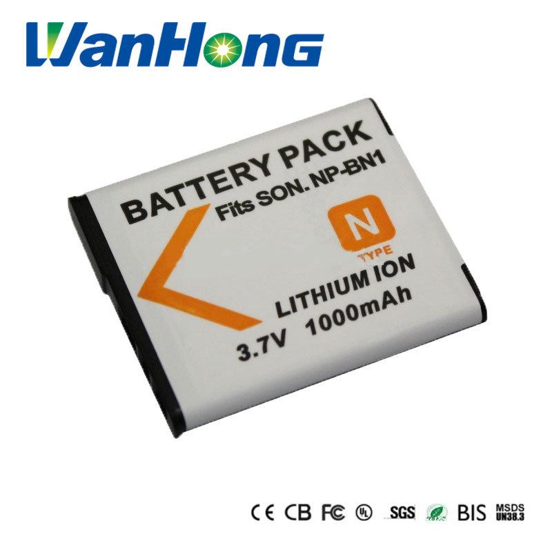 china rechargeable 1000mah akku lithium ion li ion camera battery