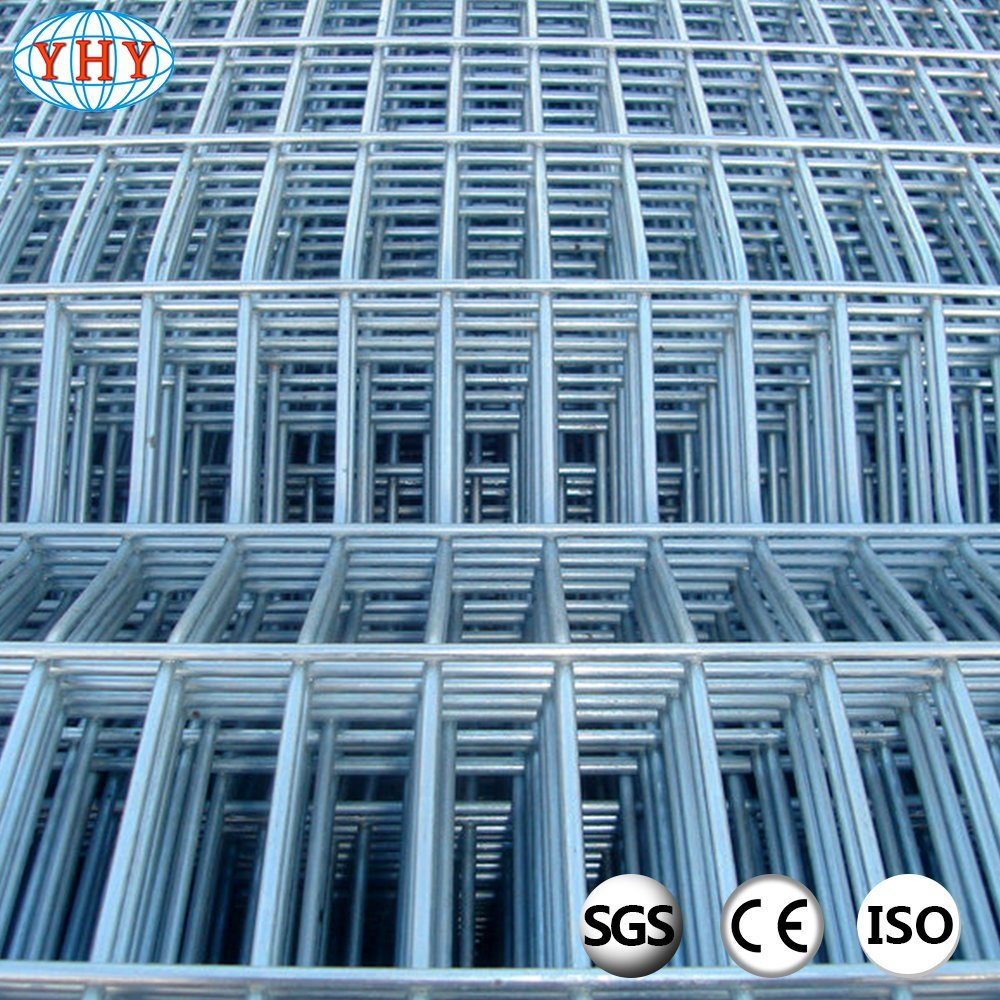 China 2inch Galvanized Welded Wire Fence Mesh Panel for Building ...