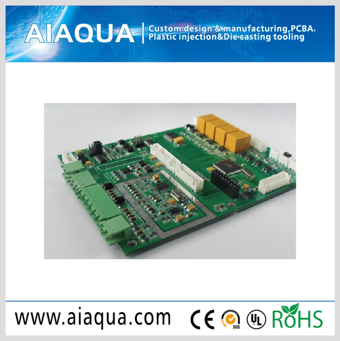 Wholesale Electric Board Buy Reliable From Made Circuit For Segway And Sctoor Custom Pcb With Component Assembly Electronic