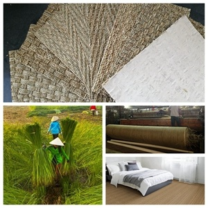 Hot Item Chinese Vietnam Natural Fiber Seagr Carpet Rug Wall To Broadloom Straw Floor Roll For Home Hotel Resort