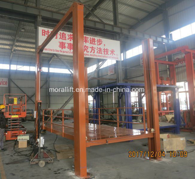 [Hot Item] Hydraulic Garage Used Four Post Car Lift for Sale