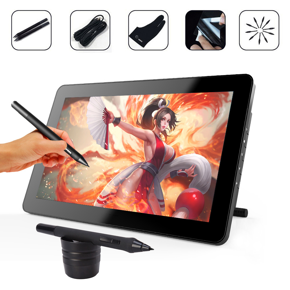 china 15 6inch graphic tablet digital drawing tablet monitor photos