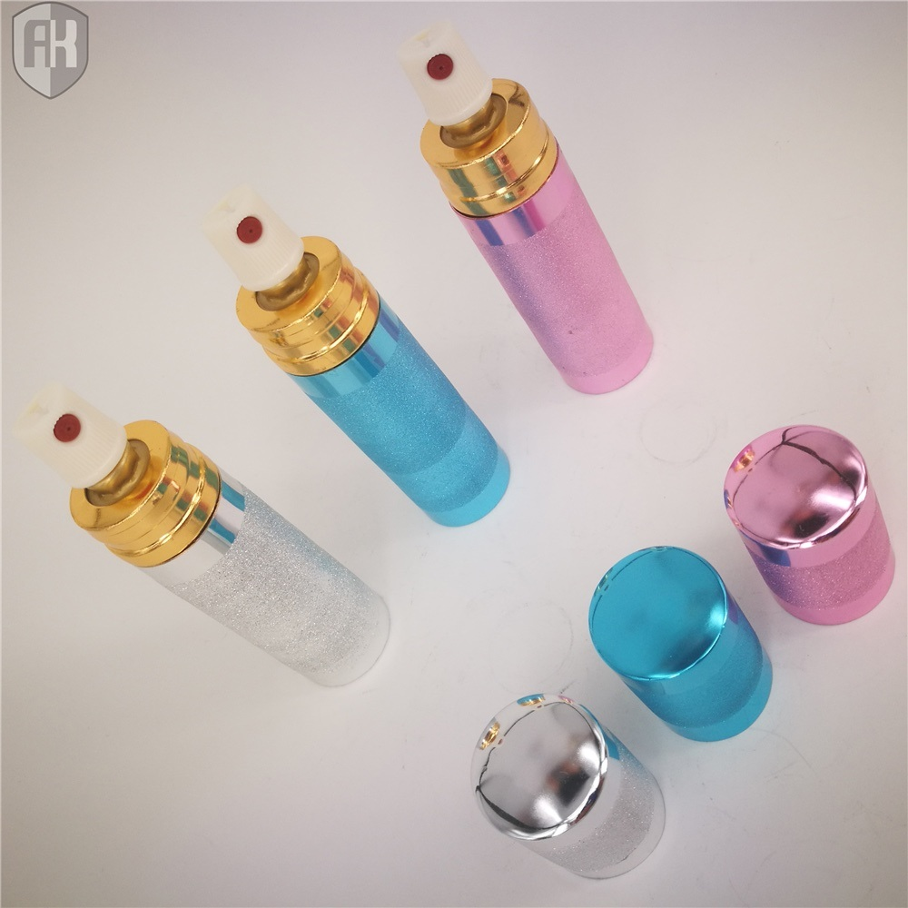 20ml Colorful Pepper Spray for Women and Girl Self Defense