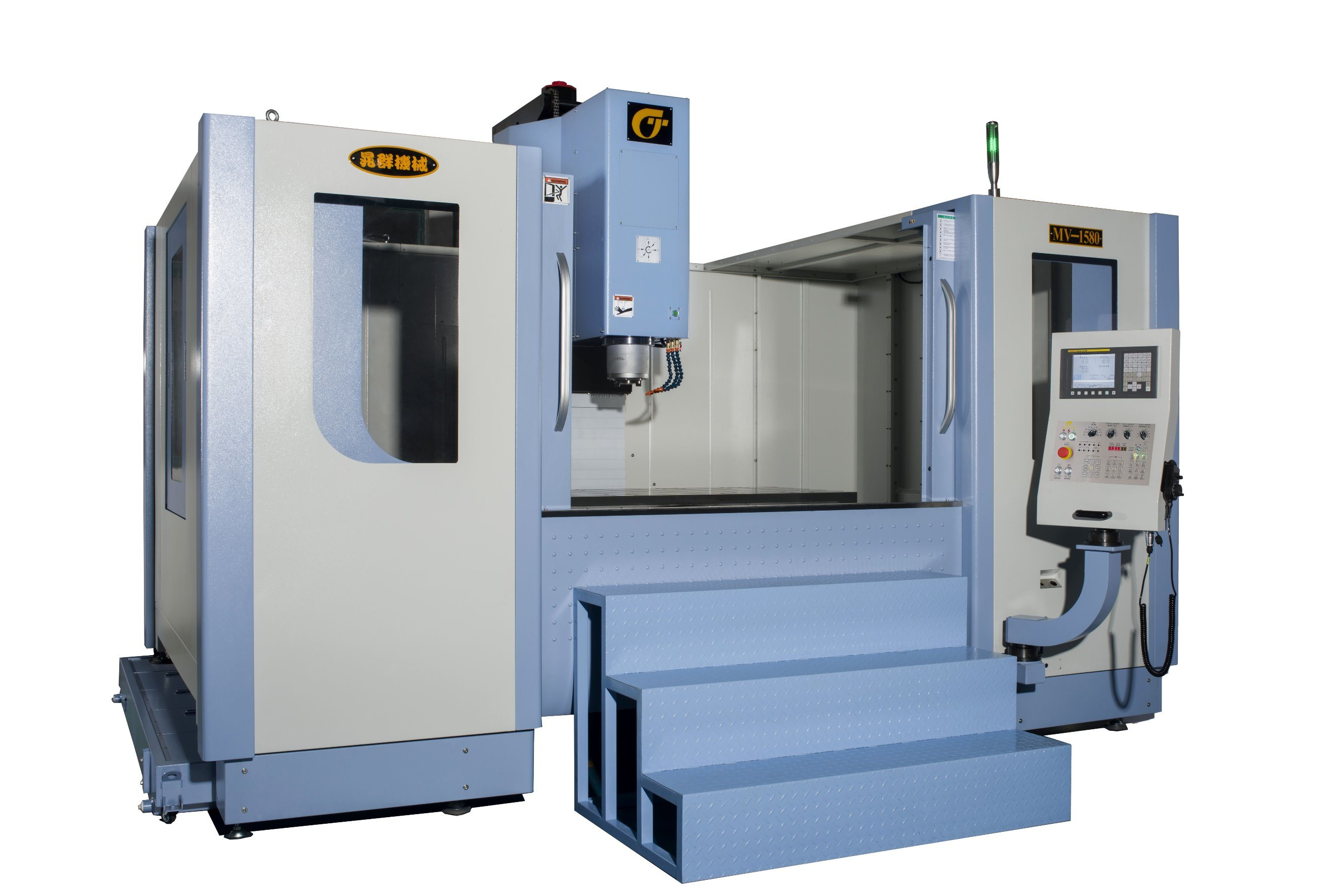 Large Vertical CNC Milling Machine for Big Mould and Parts (MV-1890)