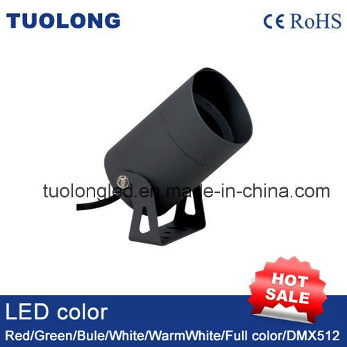 3W LED up Light Round Outdoor Wall Light IP65 pictures & photos