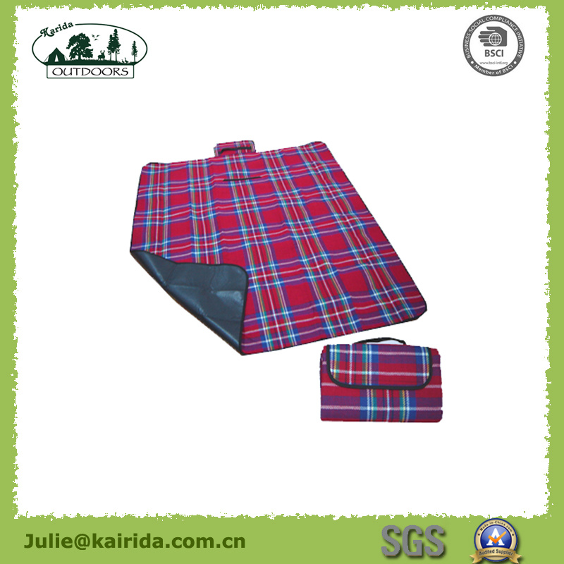 Polar Fleece PE Picnic Mat