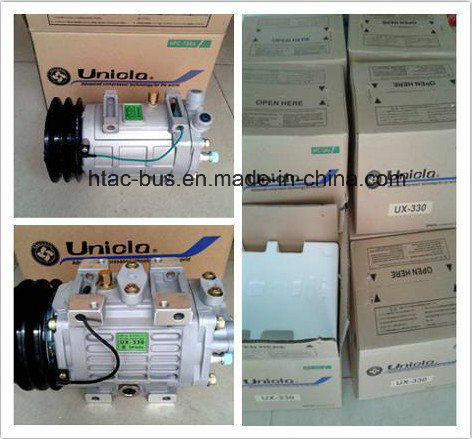 Original Unicla Ux-200 Compressor with 24V Clutch China pictures & photos
