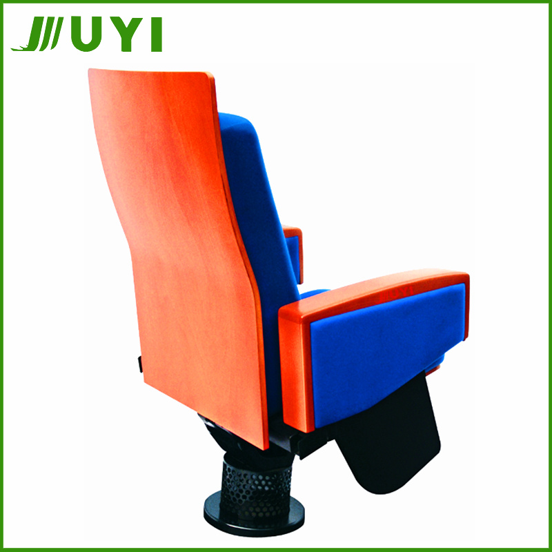 Jy-906 Folding Cover Fabric Lecture Hall with Tablet Theater Chair