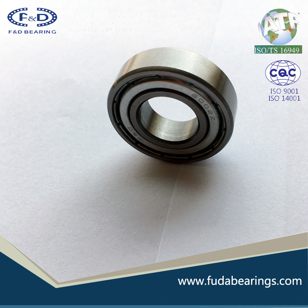 Deep groove 6002-ZZ bearing for textile parts