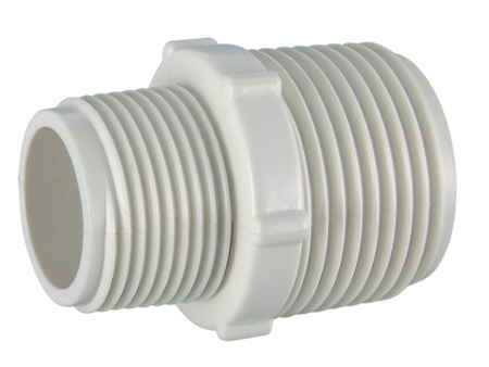 PVC-U Thread Fittings for Water Supply (BS THREAD) pictures & photos